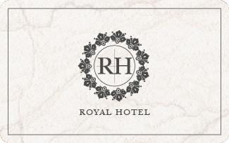 Gutschein Karte Hotel
