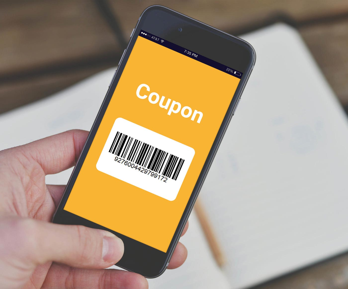 Coupons-Iphone